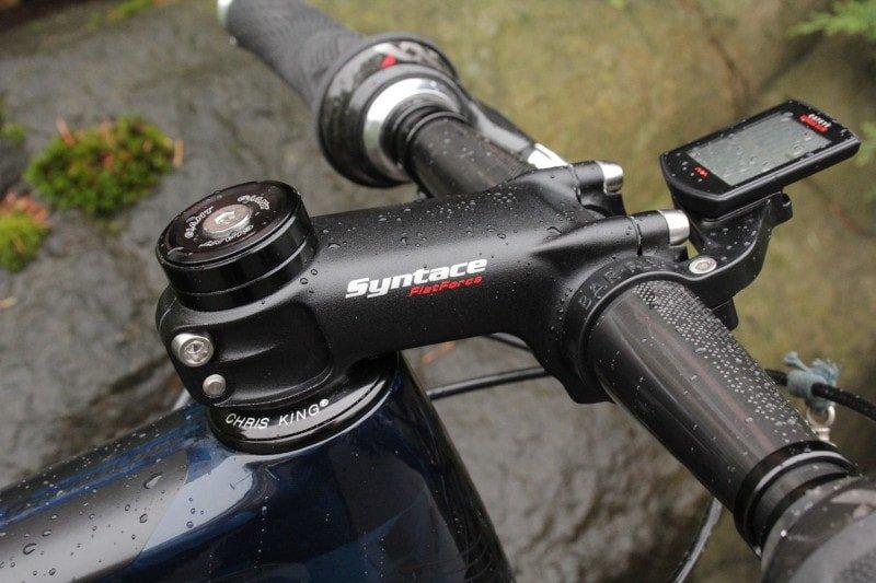 potencia de bicicleta