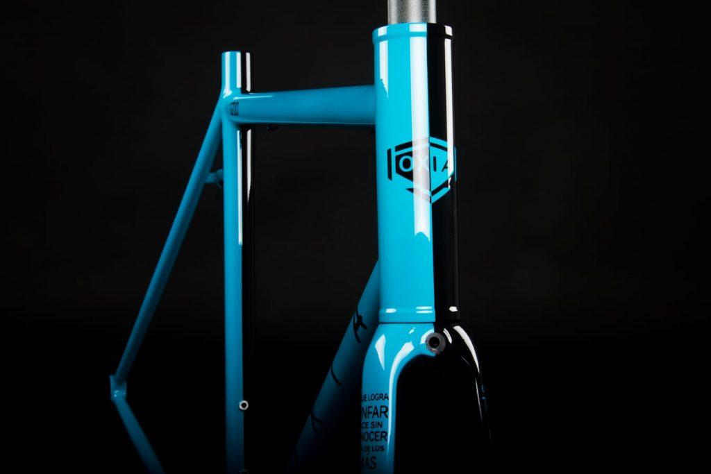 Fabricación de bicicletas de acero a medida