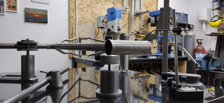 Cómo es la fabricación de una bicicleta a medida