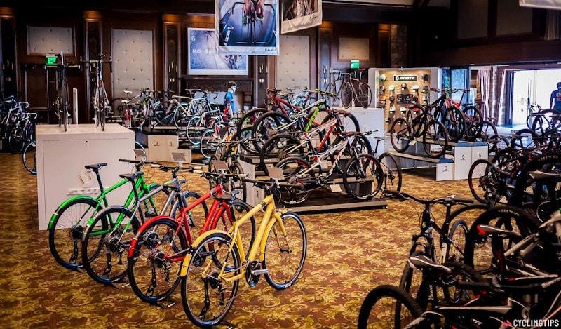 El valor de una bicicleta a medida