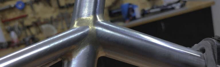 Cuadro de Acero para Bicicleta