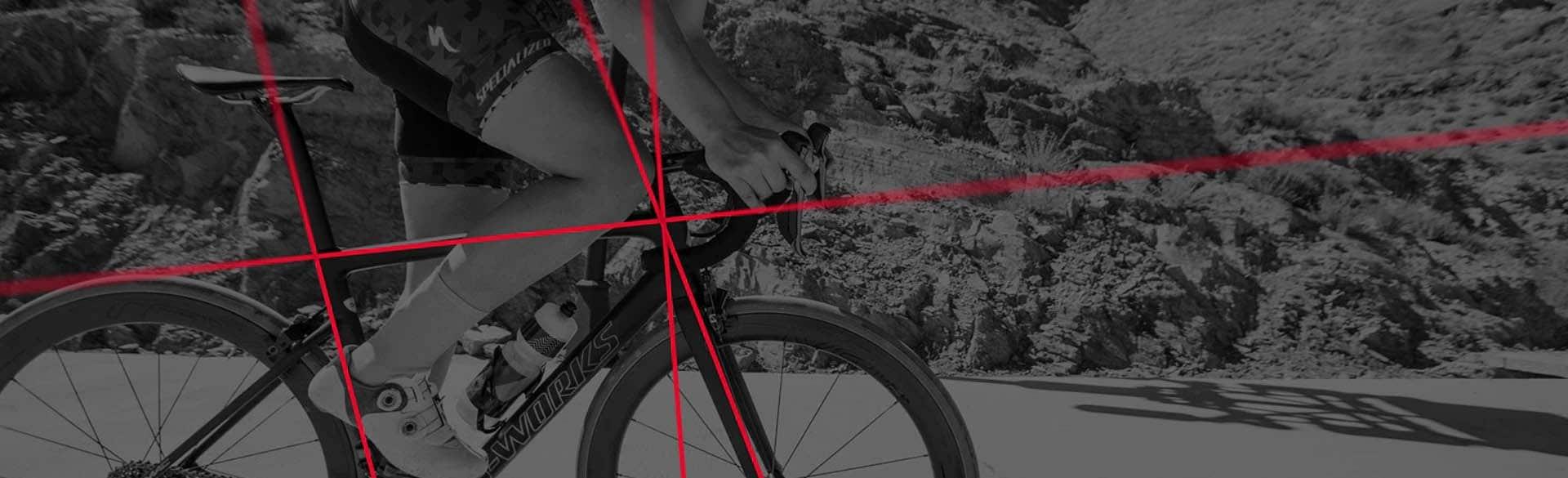 ¿Cómo es la Geometría de la Bicicleta?