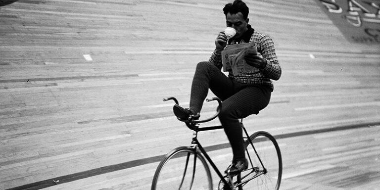 equilibrio bicicleta