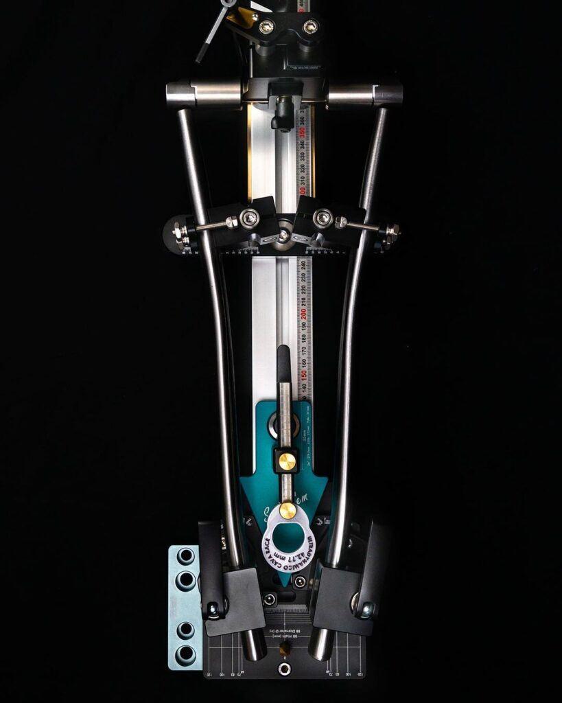 chainstay fixture