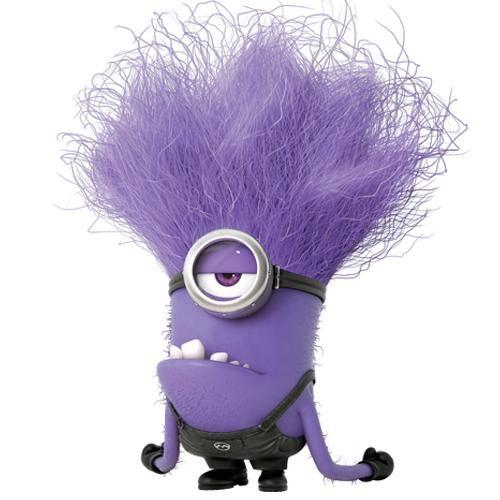 angry minion